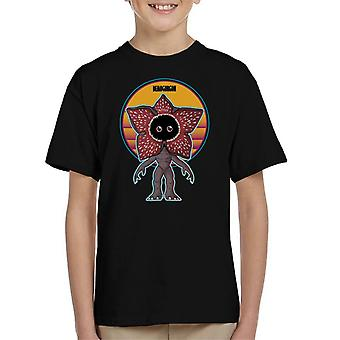 Stranger dingen schattig demogorgon Kid ' s T-shirt