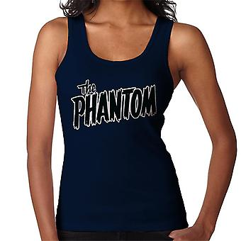 The Phantom Text Logo Women's Vest
