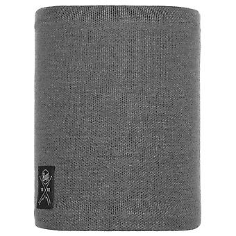 Buffera grå neo strikket og Polar Neckvarmere