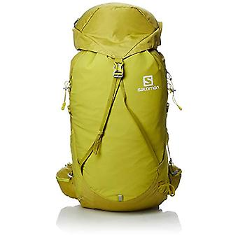 Salomon LC1093500 out Week 38/6 ryggsäck med Capaci av 44 l-gul (Citronelle)-M/L