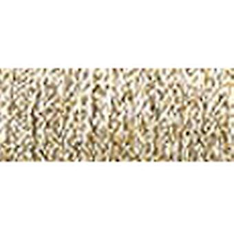 Kreinik Blending Filament 1 Ply 50 Meter 55 Yards Gold Bf 002