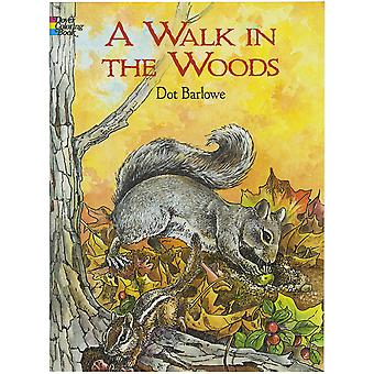 Dover Publications A Walk In The Woods Dov 26440