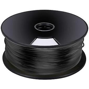 Filament Velleman ABS3B1 ABS plastic 3 mm Black 1 kg