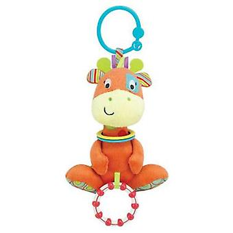 Tachan Rattle With Aros Patch The Giraffe Little Pals