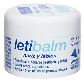 Leti Lip balm Balsamo Nose And 10 Ml (Woman , Cosmetics , Skin Care , Eyes and lips)