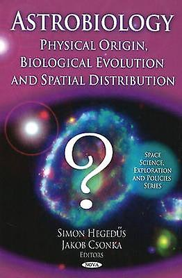 Astrobiology by Simon Hegedus & Jakob Csonka