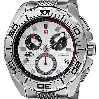 Swiss Military by Chrono Mens clock 20082ST-2M