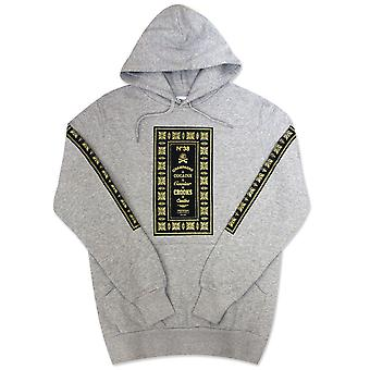 Crooks & Castles Native C's Pullover Hoodie Heather Grey