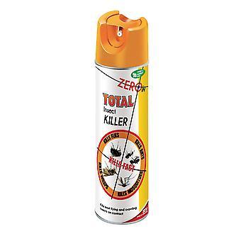 Nul i samlede insekt Killer Aerosol 300ml (pakke med 6)