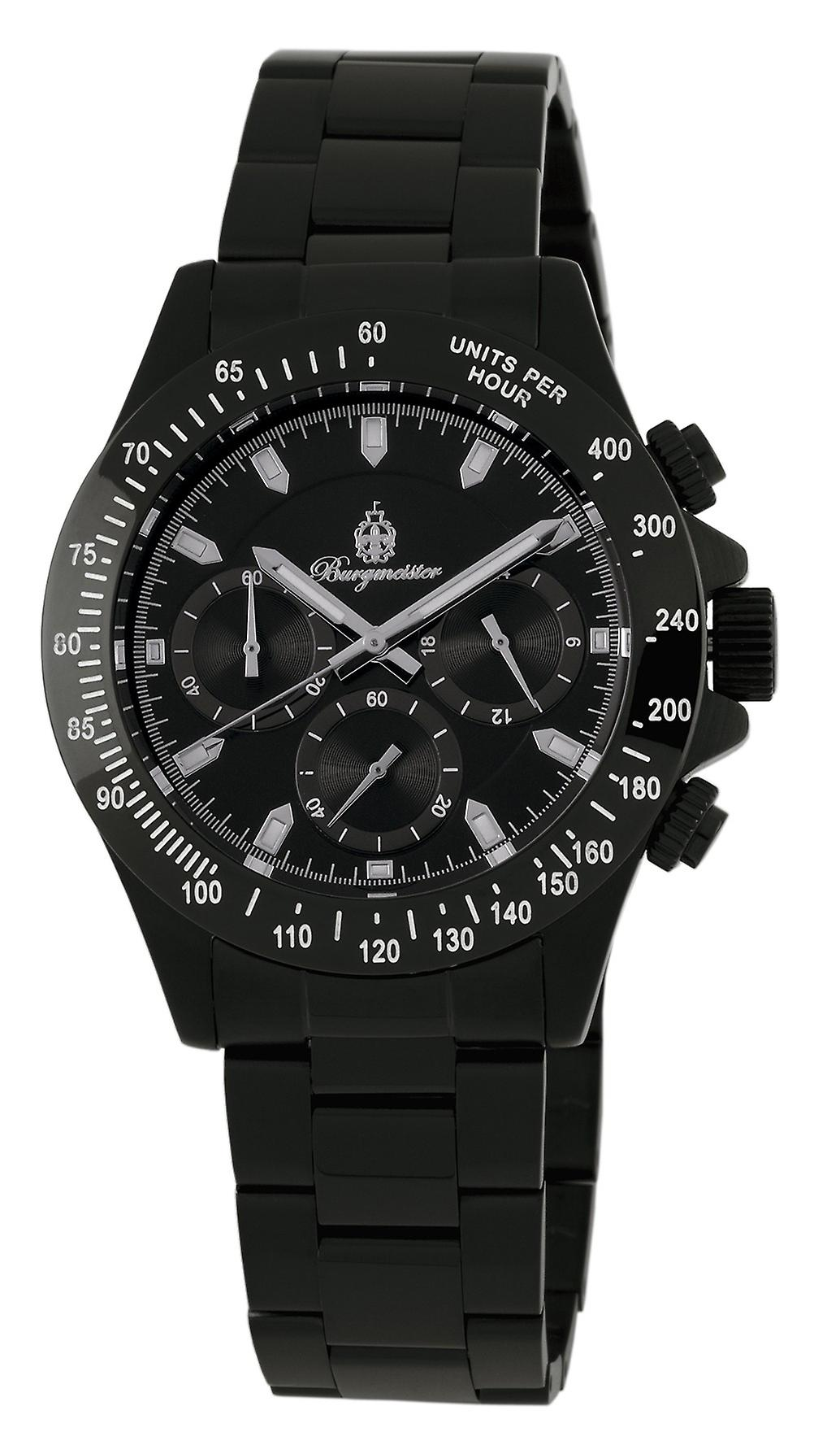 Burgmeister Houston Gents Chronograph BM212-622A