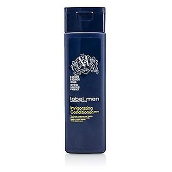 Men's Invigorating Conditioner (Restores Moisture and Vitality Tones and Balances Scalp Healthy Shiny Results) - 250ml/8