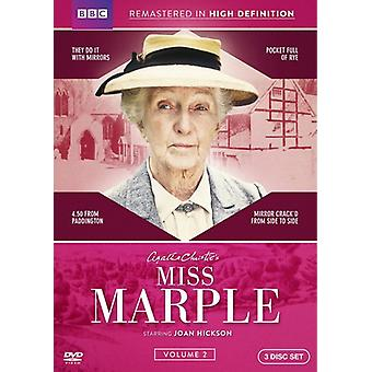 Miss Marple: Volym två [DVD] USA import