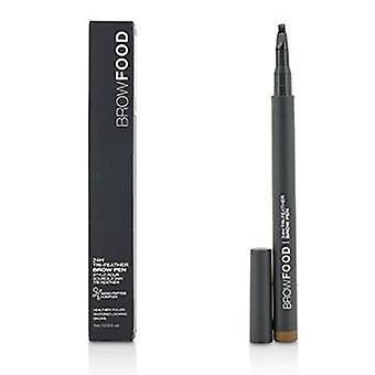 Browfood 24h Tri Feather Brow Pen - Brunette - 1ml/0.03oz