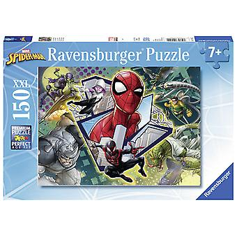Ravensburger puzzle 150pc Spider-man