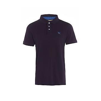 Men's Short Sleeve Purple Polo T-Shirt TP562-M