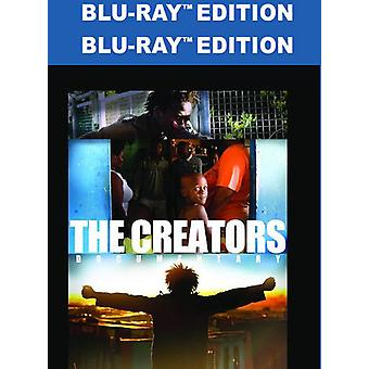 Skaberne [Blu-ray] USA importerer