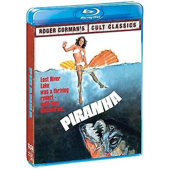 Piranha [BLU-RAY] USA import
