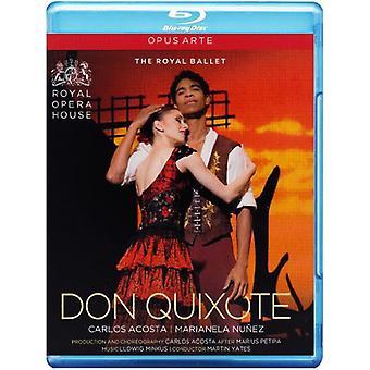 Minkus - Don Quixote [BLU-RAY] USA import