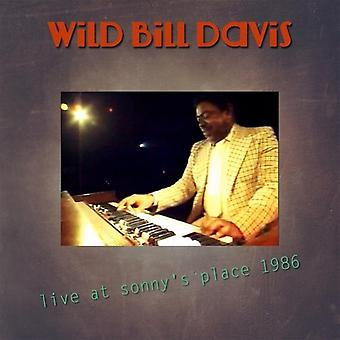 Wild Bill Davis - Live på Sonnys sted 1986 [CD] USA import