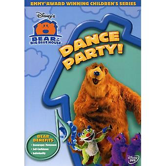 Bear in the Big Blue House - Dance Party [DVD] USA import