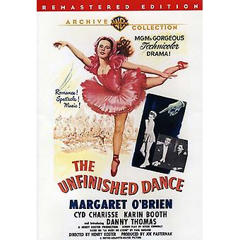 Unfinished Dance [DVD] USA import