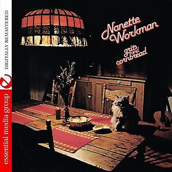 Nanette Workman - Grütze & Maisbrot [CD] USA import