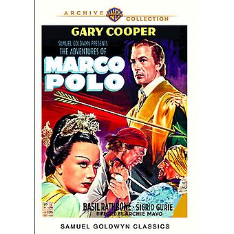 Adventures of Marco Polo [DVD] USA import