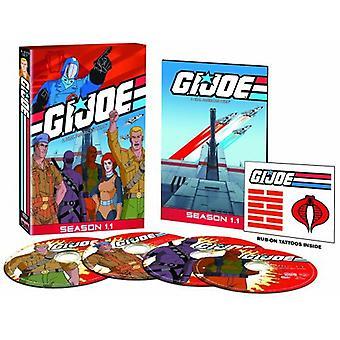 G.I. Joe: Season 1 Pt. 1 [DVD] USA import