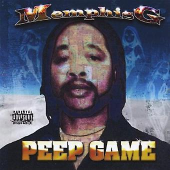 Memphis G - Peep Game [CD] USA importieren