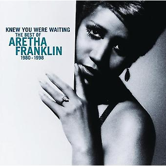 Aretha Franklin - Knew You Were Waiting: Best of 1980-1998 [CD] USA import