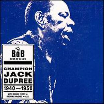 Champion Jack Dupree - 1940-50 [CD] USA import