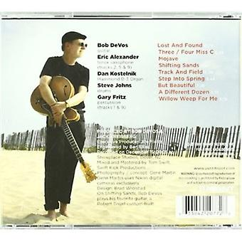 Bob Devos - Shifting Sands [CD] USA import