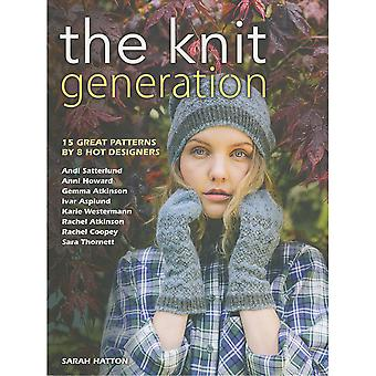 Stackpole Books-The Knit Generation STB-17854