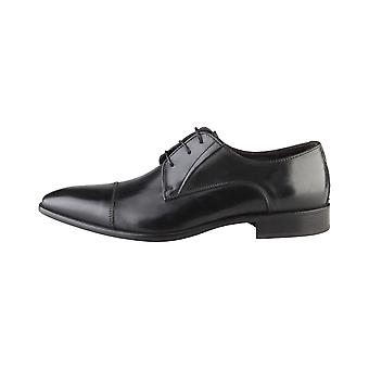 Made in Italia Lace up Black Men
