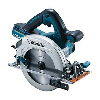Makita Dhs710Zj Twin 18V Cordless Circular Saw Body Only In Makpac Type 4 Case