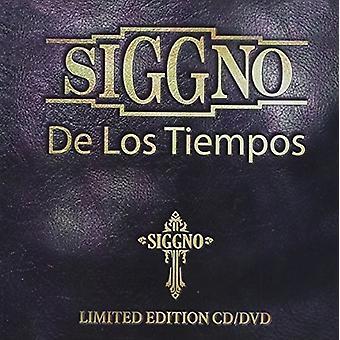 Siggno - Siggno De Los spændetrøje [CD] USA importerer
