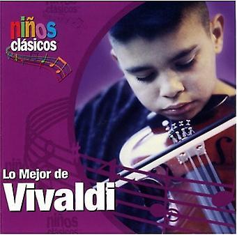 Ninos Clasicos - Ninos Clasicos: Lo Mejor De Vivaldi [CD] USA import