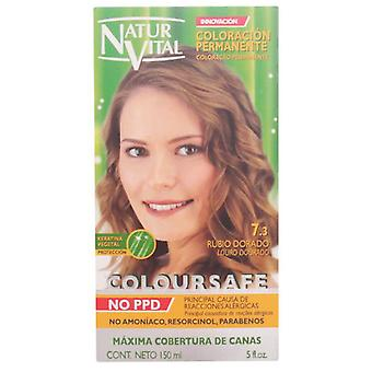 Naturaleza y Vida Permanent Haircolor # 7.3 Coloursafe Golden Blonde 150 ml