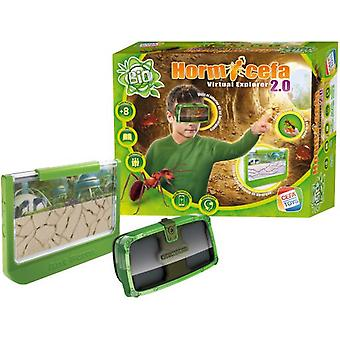 Cefa Juego homi 2.0 Virtual Explorer 3d (Outdoor , Garden Toys , Observation And Insects)