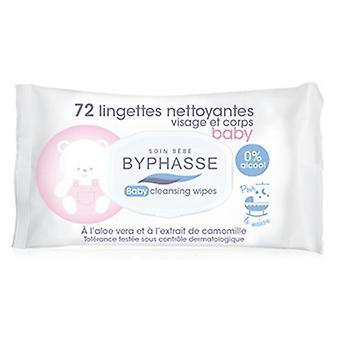 Byphasse You WIPES 72 Pop Up (Childhood , Diaper and changers , Baby wipes)