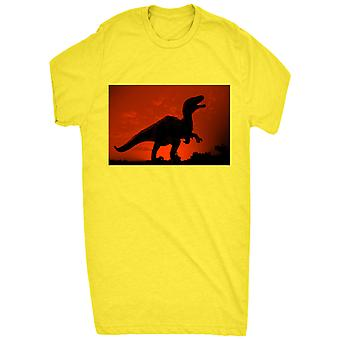 Renowned Land of the Jurassic - Dinosaur T rex carnivore
