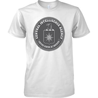 CIA Central Intelligence Agency  - Kids T Shirt
