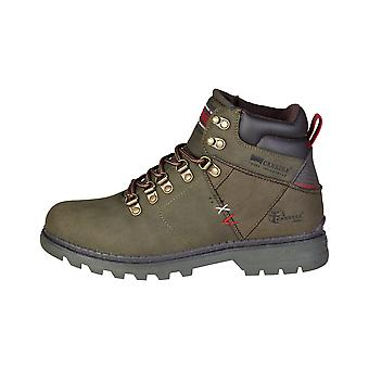 Carrera Ankle boots Men Green