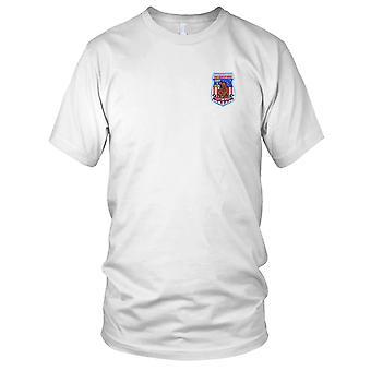 United States Coast Guard USCG - C.G Air Station Kodiak, Alaska gestickt Patch - Damen T Shirt