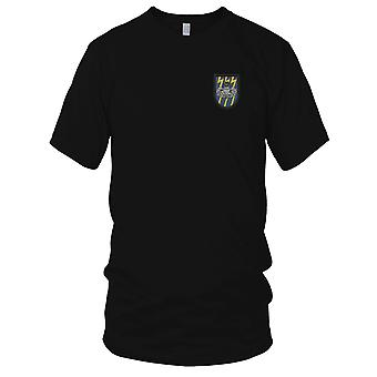 US Army - 12th Special Forces Group Airborne MPB Flash Embroidered Patch - Kids T Shirt