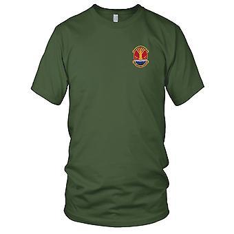 U.S. Navy USNS Redstone T-AGM 20 brodé Patch - dames T Shirt