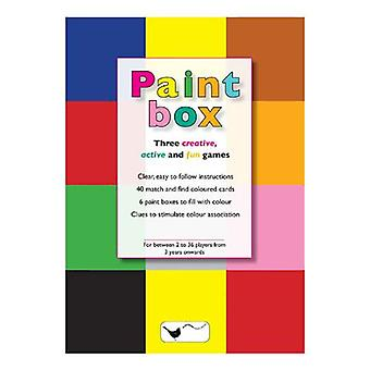 Paint Box: Creative, Active Fun Party Games