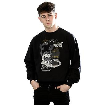 Looney Tunes Taz Energy Boost Sweatshirt Herren