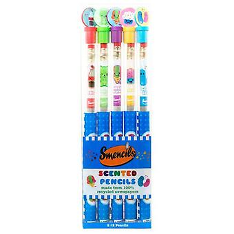 Smencils Scented Graphite 5 Pack