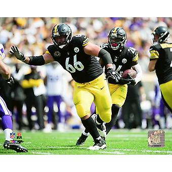 David DeCastro 2017 Action Photo Print